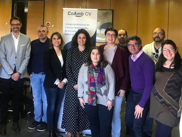 ASAMBLEA ORDINARIA PROFESIONALES AMBIENTOLOGOS DE LA COMUNIDAD VALENCIANA