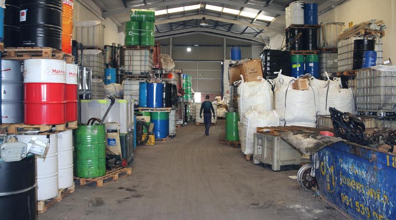 La Orientación sobre las Técnicas de Clasificación de Residuos